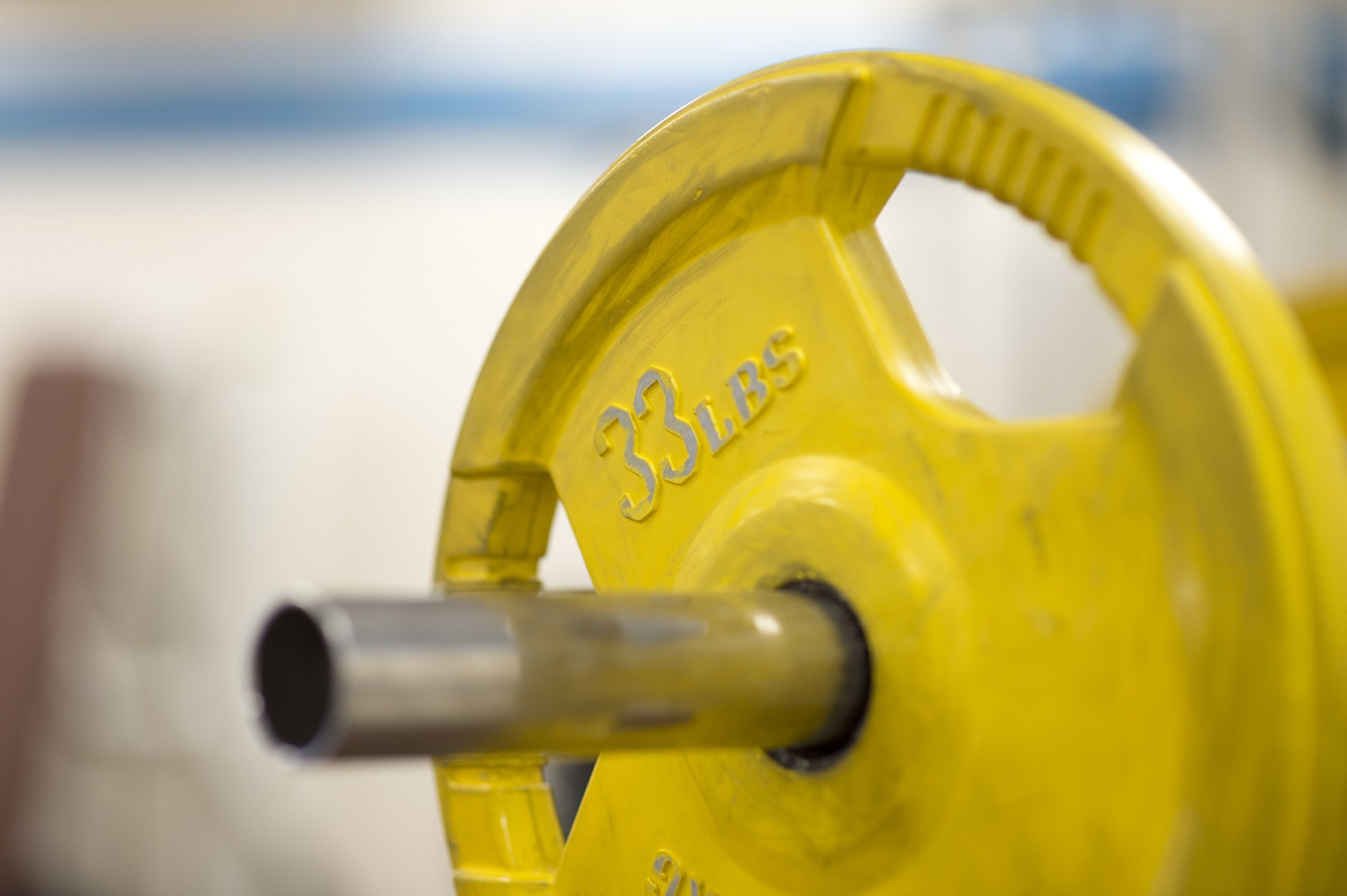 Barbell 33 Pounds