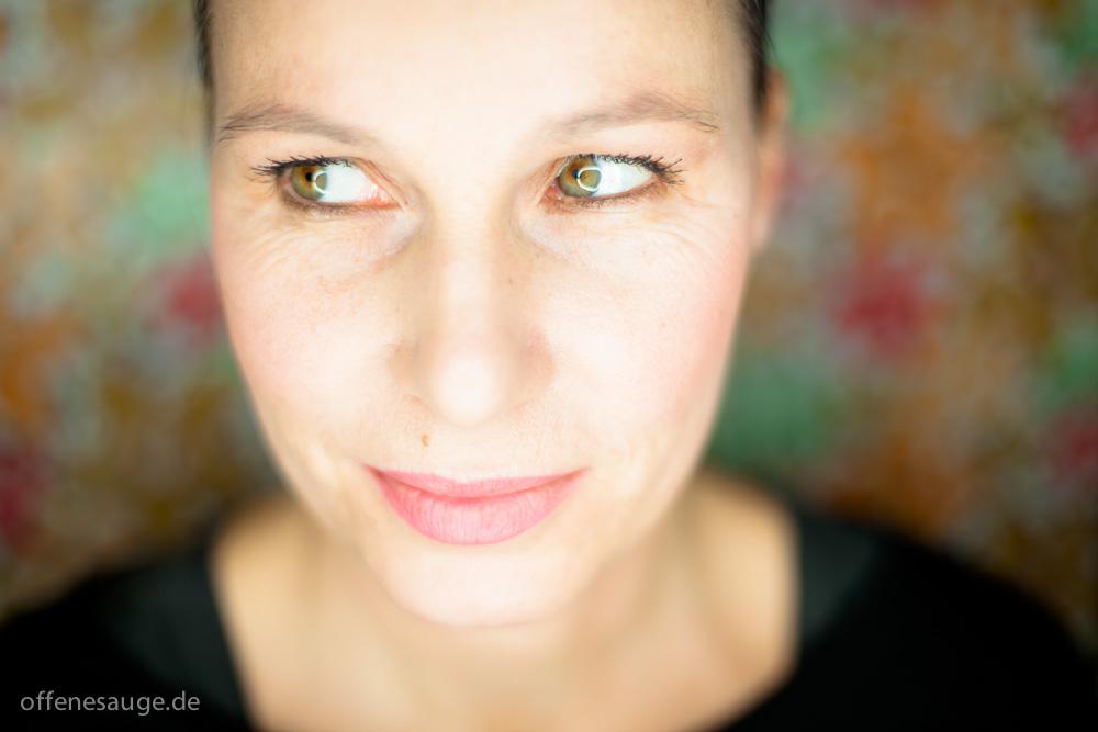 Portraetbild Claudia
